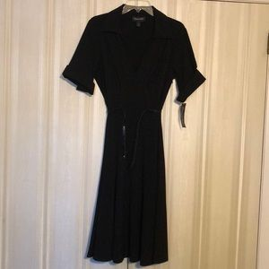 Connected Black dress New.